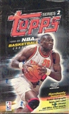 1998/99 Topps Series 2 Basketball Hobby Box
