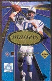 1998 Collector's Edge Masters Football Hobby Box