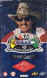 1998 Upper Deck Maxx 10th Anniversary Racing Prepriced Box