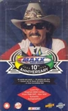 1998 Upper Deck Maxx 10th Anniversary Racing Hobby Box