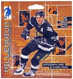 1999/00 ITG Be A Player Signature Series Millennium Hockey Hobby Pack