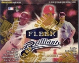 1999 Fleer Brilliants Baseball Hobby Box