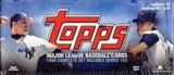 1999 Topps Baseball Retail Factory Set (Light Blue)