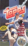 1999 Topps Series 1 Baseball Jumbo Box