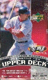 1999 Upper Deck Series 2 Baseball Hobby Box