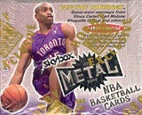 1999/00 Skybox Metal Basketball Hobby Box