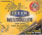 1999/00 Fleer Mystique Basketball Hobby Box