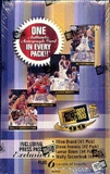 1999/00 Press Pass Signature Basketball Hobby Box