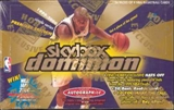 1999/00 Skybox Dominion Basketball Hobby Box