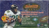 1999 Bowman's Best Football Hobby Box