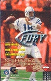 1999 Collector's Edge Fury Football Hobby Box