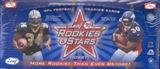 1999 Leaf Rookies & Stars Football Hobby Box