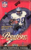 1999 Playoff Prestige EXP Football 24 Pack Box