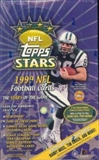 1999 Topps Stars Football Hobby Box