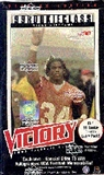 1999 Upper Deck Victory Football Hobby Box
