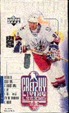 1999/00 Upper Deck Gretzky Living Legends Hockey Hobby Box