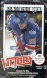 1999/00 Upper Deck Victory Hockey Box