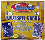 1999 Topps Finest Football Hobby Box