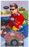 1999 Upper Deck Road to The Cup Racing Prepriced Box