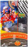 1999 Upper Deck Victory Circle Racing Hobby Box