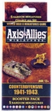 Axis & Allies Miniatures Counter Offensive 1941-1943 Booster Pack