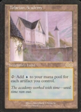 Magic the Gathering Urza's Saga Single Tolarian Academy - MODERATE PLAY (MP)