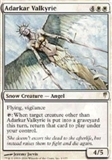 Magic the Gathering Coldsnap Single Adarkar Valkyrie UNPLAYED (NM/MT)