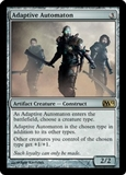 Magic the Gathering 2012 Single Adaptive Automaton UNPLAYED (NM/MT)