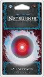 Android Netrunner LCG: 23 Seconds Data Pack (FFG)