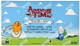 Adventure Time Trading Cards Box (Cryptozoic 2014)