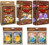 Adventure Time Card Wars Collection Bundle (Cryptozoic)