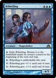 Magic the Gathering Dragon's Maze Single Aetherling Foil UNPLAYED