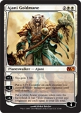 Magic the Gathering 2011 Single Ajani Goldmane UNPLAYED (NM/MT)