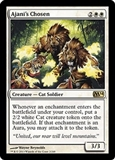 Magic the Gathering 2014 Single Ajaini's Chosen UNPLAYED