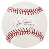 Alex Rodriguez Autographed New York Yankees Official Major League Baseball (Steiner)