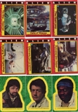 Alien 1979 Topps 84 Card Set + 22 Sticker Set