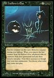 Magic the Gathering Legends Single All Hallow's Eve - MODERATE PLAY (MP)