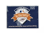 1992 Upper Deck All-Star Fanfest Baseball Set