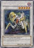 Yu-Gi-Oh Hidden Arsenal Single Ally of Justice Catastor Secret Rare