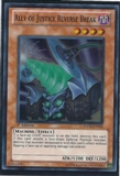 Yu-Gi-Oh Hidden Arsenal 2 Single Ally of Justice Reverse Breaker 3x Super Rare
