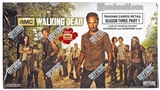 The Walking Dead Season 3 Part 1 Trading Cards Retail 24-Pack Box (Cryptozoic 2014)