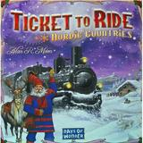 Ticket To Ride: Nordic Countries (Days of Wonder)