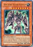 Yu-Gi-Oh The Lost Millennium 1st Edition Single Ancient Gear Golem Ultra Rare (TLM-006)