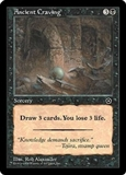 Magic the Gathering Starter Single Ancient Craving UNPLAYED (NM/MT)