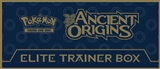 Pokemon XY Ancient Origins Elite Trainer 10-Box Case (Presell)