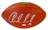 Andrew Luck Autographed Official Wilson NFL Football (Panini Authentics)