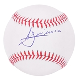Andrelton Simmons Autographed Atlanta Braves Official Major League Baseball (PSA)
