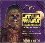 Decipher Star Wars A New Hope Revised Booster Box