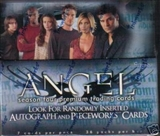 Angel Season 4 Hobby Box (2003 InkWorks)