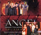Angel Season 5 Hobby Box (2004 InkWorks)